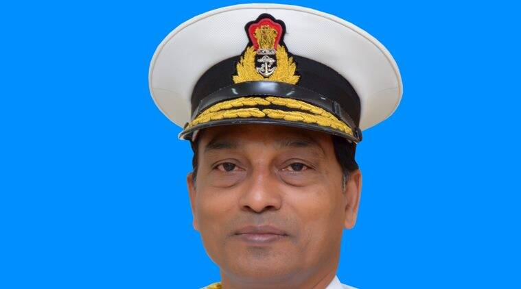K Natarajan, K Natarajan indian coast guard, indian coast guard, coast guard, indian navy, indian navy news