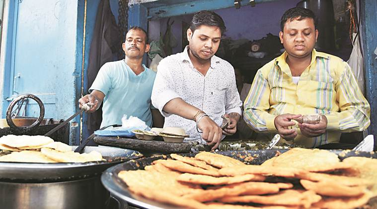 Aligarh, Aligarh Kachori shop raided, Aligarh Kachori shop tax, Aligarh kachori shop GST, Mukesh Kachori bhandar raid, GST registration,