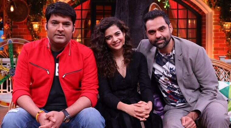 The Kapil Sharma Show preview: Chopsticks actors Abhay Deol and Mithila Palkar join the fun
