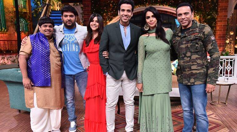 The Kapil Sharma Show preview: When Mallika Sherawat was asked to fry eggs on her belly