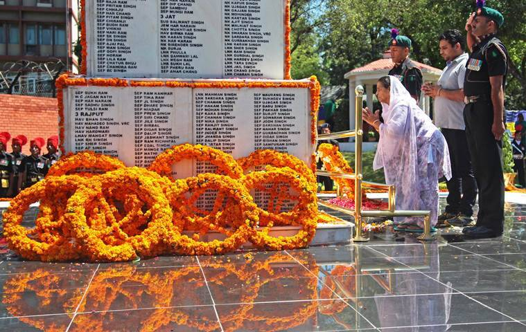 kargil vijay diwas, kargil vijay diwas 2019, kargil war, kargil war soldiers, kargil vijay diwas celebrations, indian army, india news, Indian Express