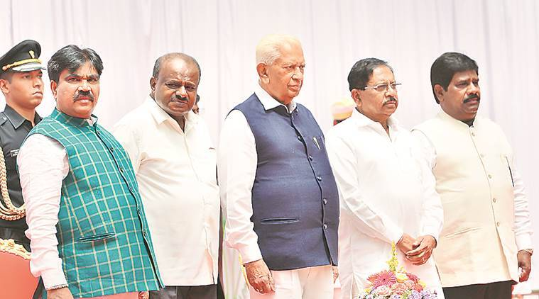 Cong-JD(S) looks to upset BJP gameplan in Karnataka, inducts Independents