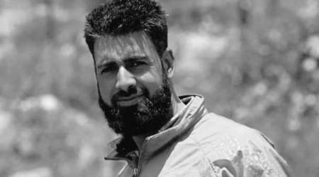 Guide drowns saving tourists as his raft flips in Pahalgam river