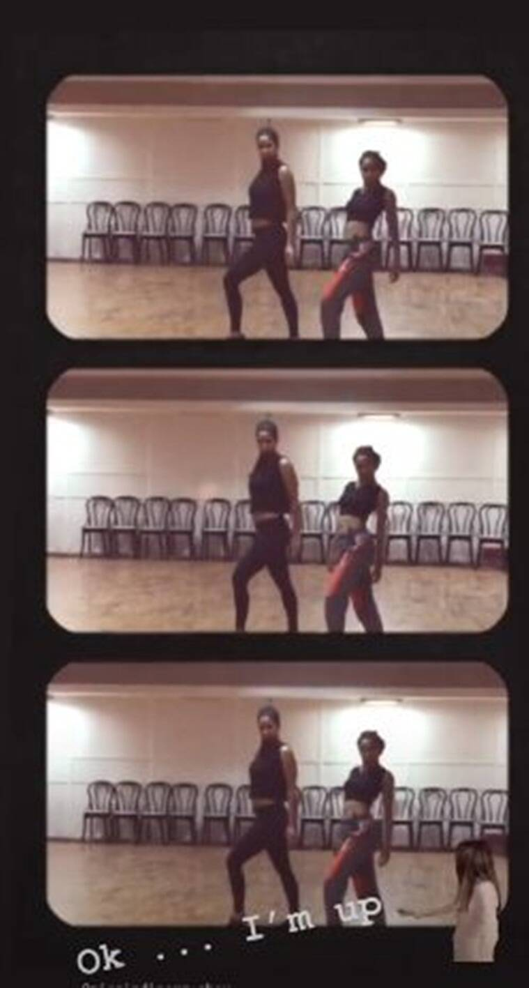 Katrina Kaif dance video