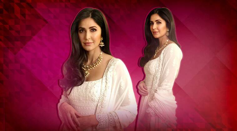Katrina Kaif pulls off a traditional look – in Manish Malhotra – during Bharat promotions