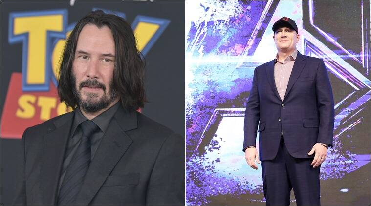We want Keanu Reeves to join the MCU: Kevin Feige