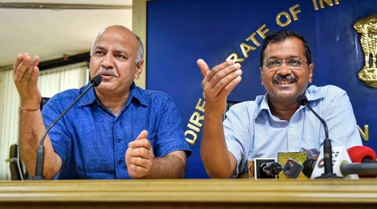 Arvind Kejriwal, Manish Sisodia, Somnath Bharti, charges against kejriwal, charges against sisodia, delhi news, 2014 protests outside rail bhavan