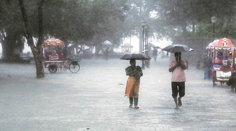 Kerala, Kerala rains, Kerala monsoon, weather forecast, Kerala floods, indian express