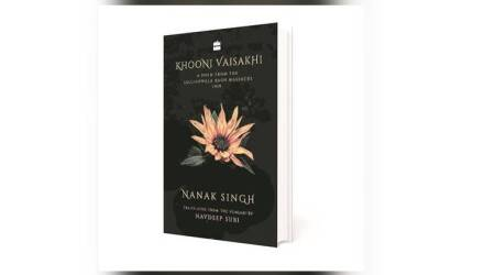 Khooni Vaisakhi, Jallianwala Bagh Massacre, book review, indian express