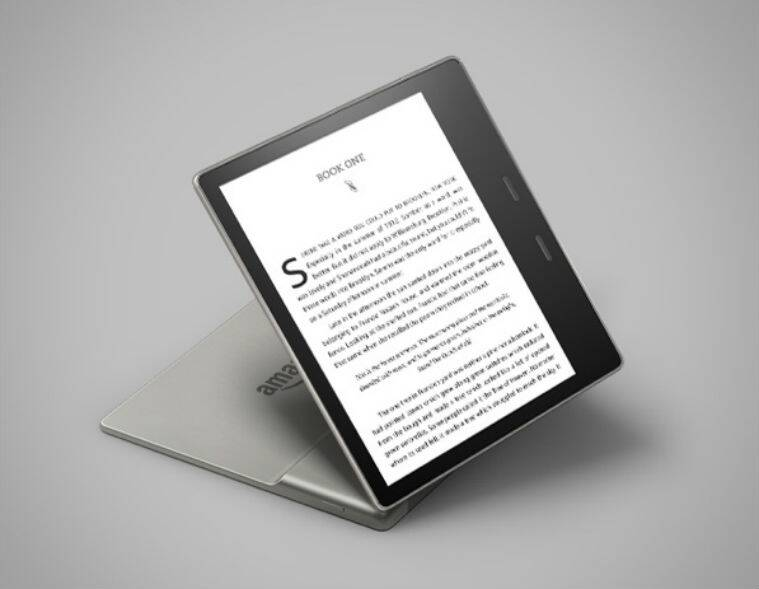 Amazon Kindle Oasis now comes with warm light for night time reading at Rs 21,999