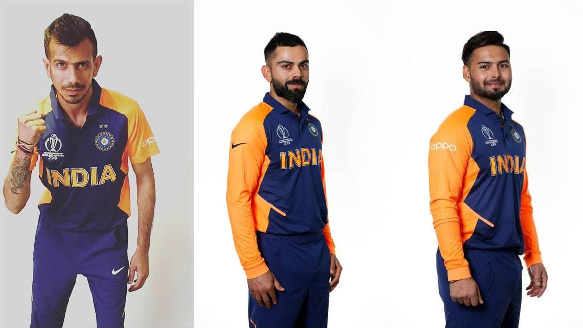 world cup 2019 orange jersey is one off blue remains our colour says virat kohli