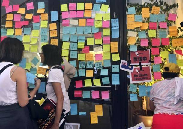 Hong Kong, Hong Kong protest, hong kong protest photos, Hong Kong extradition law, carrie lam, extradition law Hong Kong, Hong Kong news, world news, Indian Express
