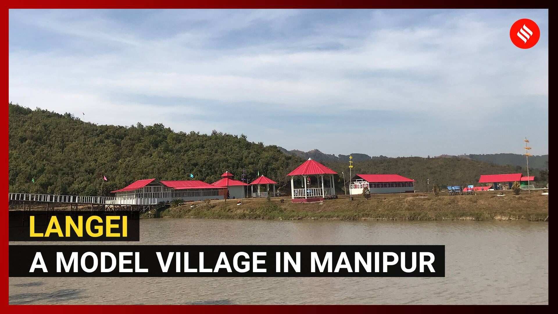 Road to a Model Village: The Manipur's Langei Village Has It All