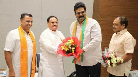 TDP spokesperson joins BJP