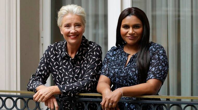 Emma Thompson and Mindy Kaling's Late Night review roundup