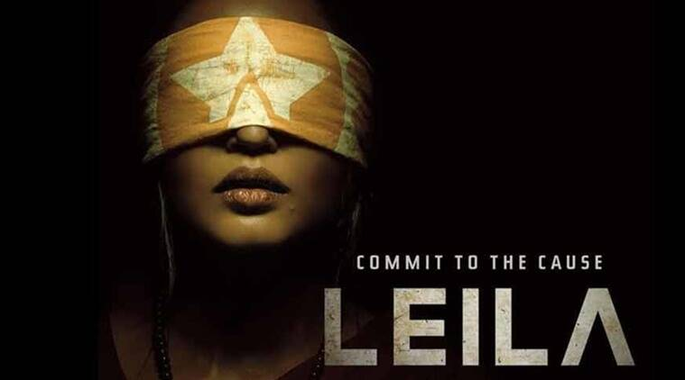 Huma Qureshi Netflix series Leila reactions