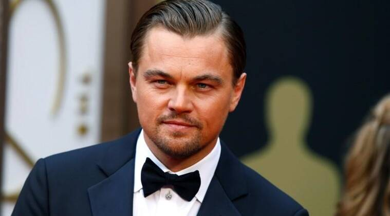 I was lucky to be in the right place at the right time: Leonardo DiCaprio