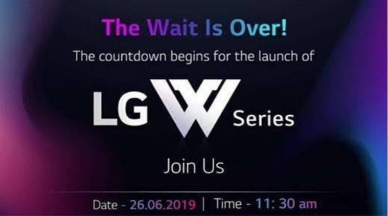LG, LG W series, LG W series launch, LG W series India launch, LG W10, LG W10 launch, LG W series price, LG W series Amazon, LG W series price in India, LG W series specs, LG W series specifications