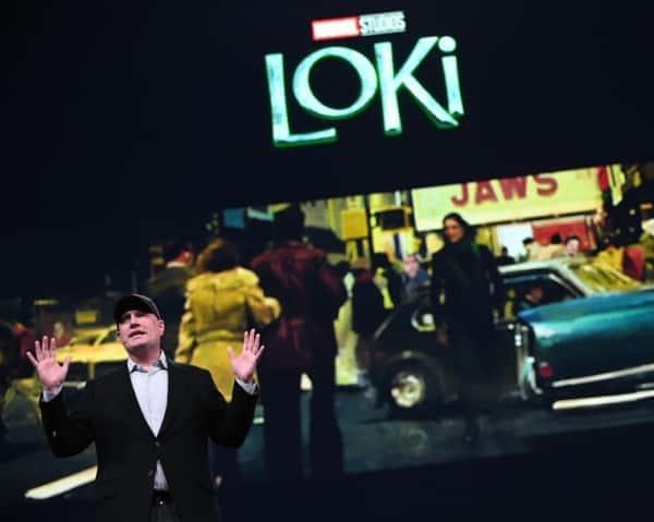 loki TV series image