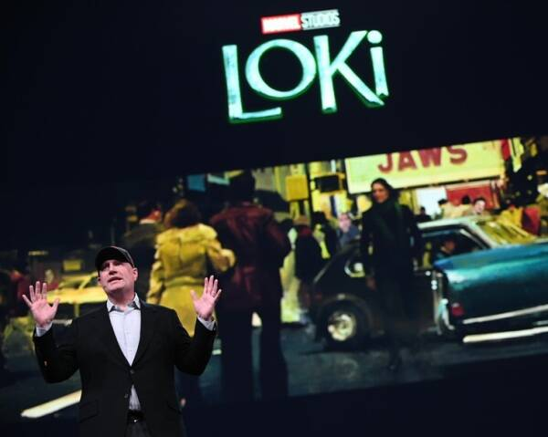 loki TV series image
