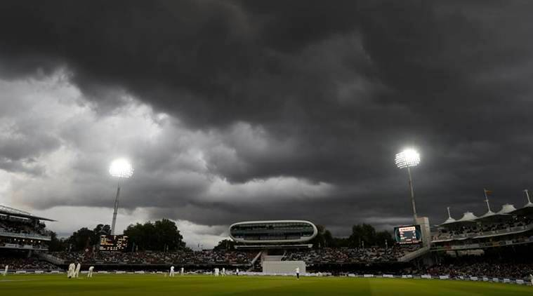 England vs australia lords weather forecast and pitch report