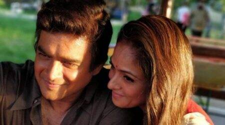 Madhavan and Simran in Rocketry: The Nambi Effect