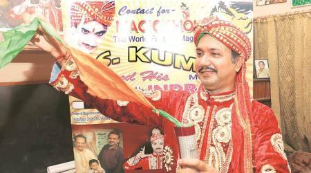 Magic, Magician, learning magic, Kolkata, West bengal, art, West bengal, Day in the life of, India News, Indian Express