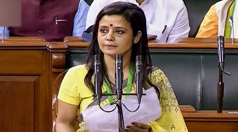 Who is Mahua Moitra