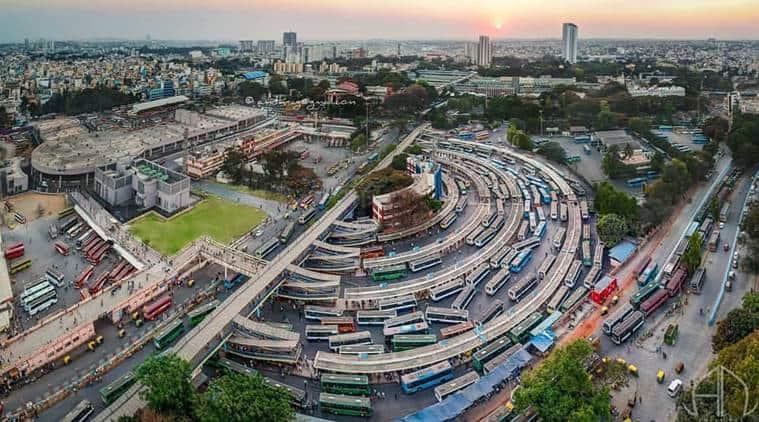 majastic-bus-station-bengaluru-bangalore