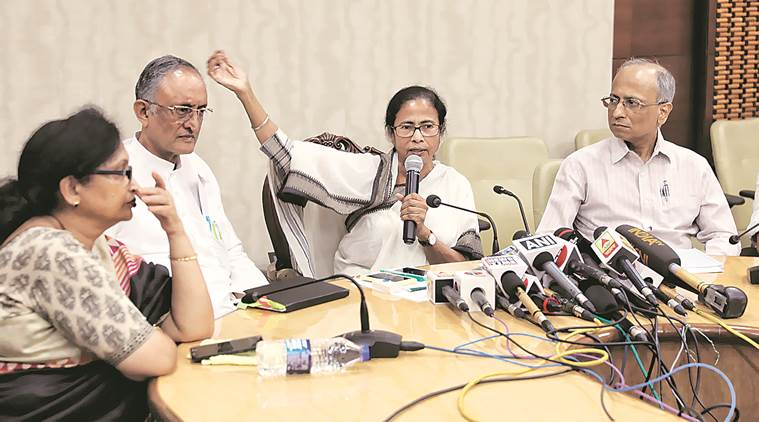 Mamata Banerjee appeals for talks; come to NRS, say agitating doctors