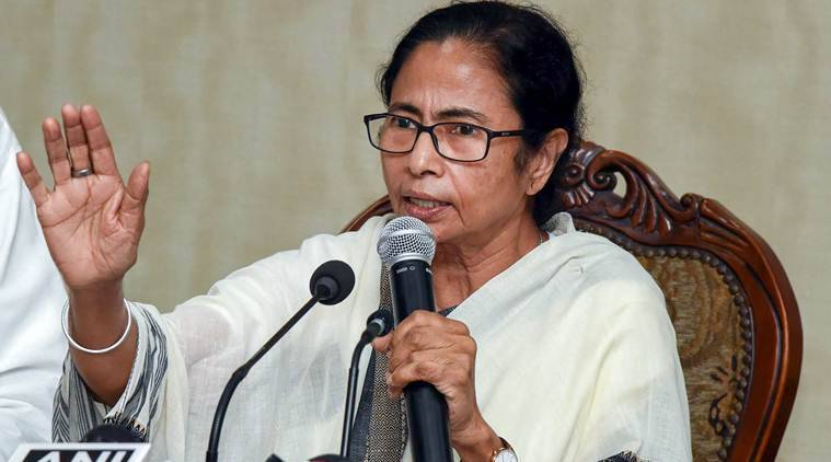 Mamata Banerjee, Trinamool Congress, West Bengal EWS quota, economically weaker sections, EWS quota, india quota, reservation system, india news, latest news, indian express