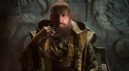 Ben Kingsley reveals inspiration for Iron Man 3 role