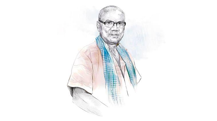 Manoranjan Byapari, author Manoranjan Byapari, indian express, indian express eye
