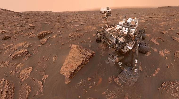 On Mars discovered gas, which could indicate the presence of microorganisms