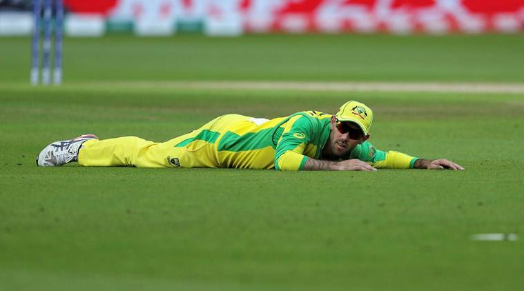 Glenn maxwell closer to return trains with victoria