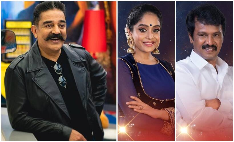 Bigg Boss Tamil 3: Meet the contestants | Entertainment Gallery News