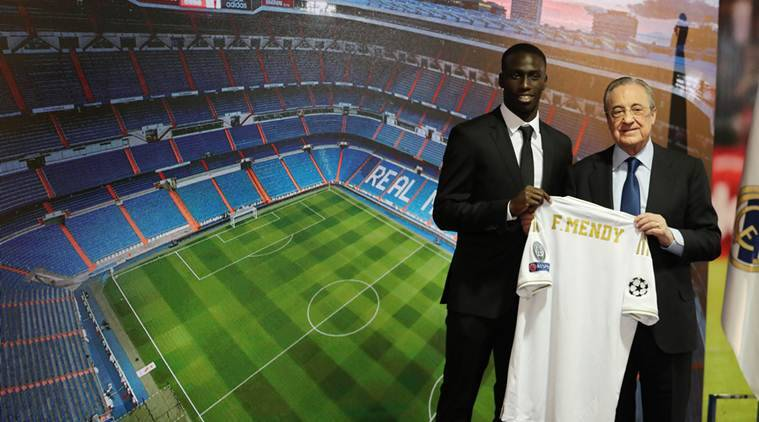 I was in wheelchair at 15 — Real Madrid's Mendy