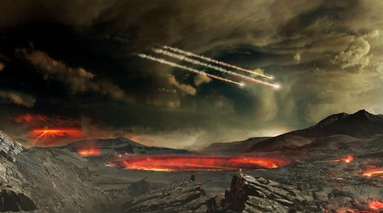 cyanide, meteorites, origin of life, nasa, nasa scientists, Nature Communications, Boise State University, Karen Smith, OSIRIS-REx spacecraft, OSIRIS-REx, Jason Dworkin, Goddard Space Flight Center