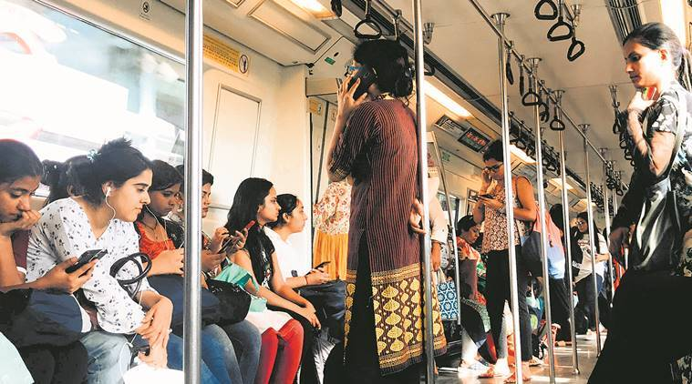 Delhi CM Arvind Kejriwal announces free travel for women on metro, buses