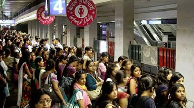 delhi metro, delhi metro free for women, delhi buses free for women, arvind kejriwal