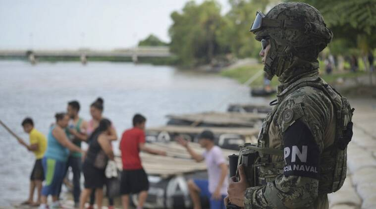 Mexico steps up revisions amid US pressure over migrant flow