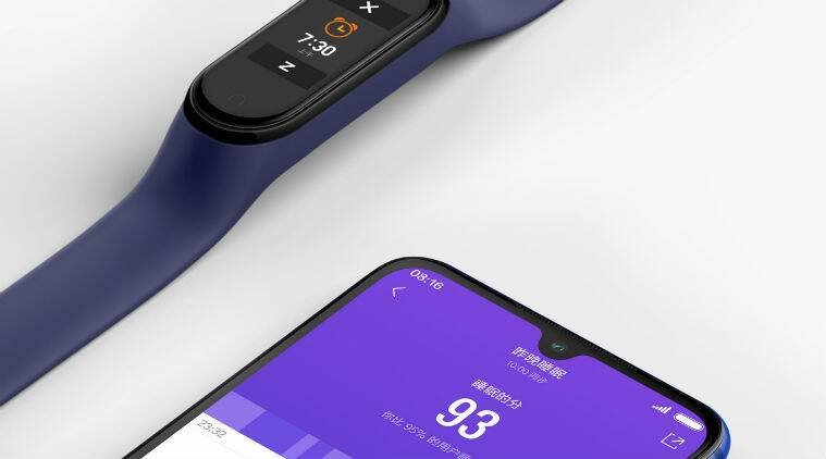 Xiaomi Mi Band 4 Price in India, Features, Specifications, Launch