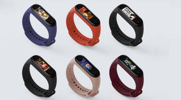Samsung Galaxy Fit e, Galaxy Fit e vs Mi Band 4, Mi Band 4 price in India, Galaxy Fit e specifications, Galaxy Fit e features, Galaxy Fit e vs Mi Band 4 features, Mi Band 4 features, Mi band 4 launch in India