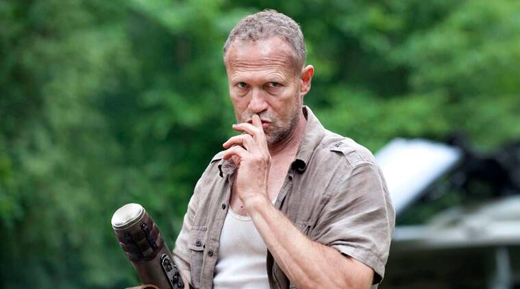 Michael Rooker the dark tower tv series