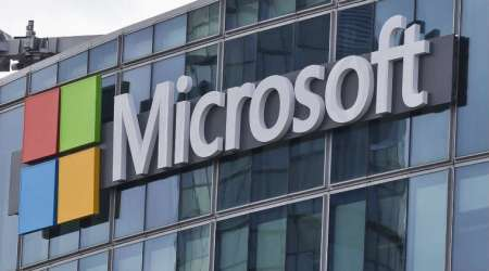Microsoft, Fine for Microsoft, Microsoft Criminal fine, Microsoft US charges, Microsoft settles US charges, Indian Express news, latest news