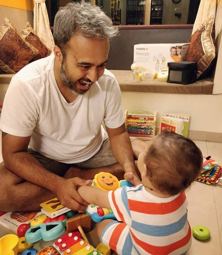 Being Baba: Notes on my first Father's Day as a parent | Parenting