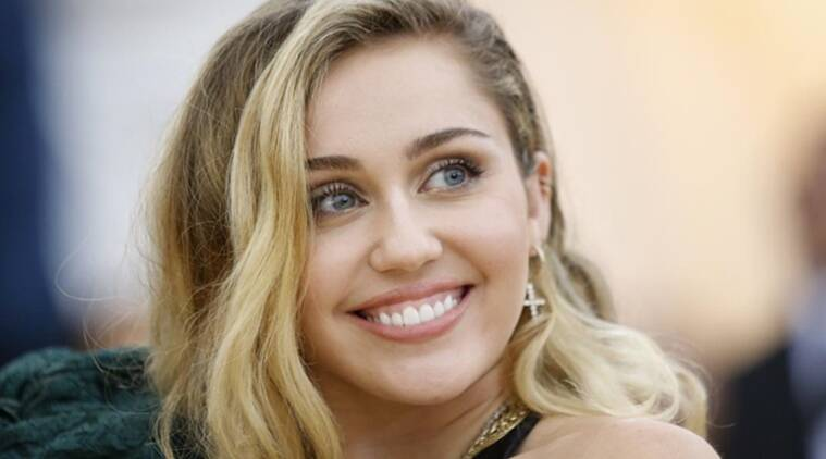 Miley Cyrus song Slide Away is a hopeful break up song
