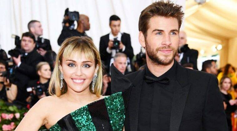 Miley Cyrus groped