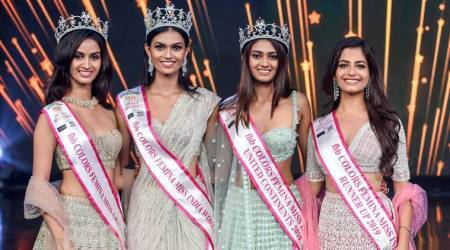 Femina Miss India 2019, Miss India 2019, Miss India, Suman Rao Rajasthan, Femina Miss India World 2019 beauty pageant, Anukreethy Vas 2018, Shivani Jadhav Miss Grand India, indianexpress.com, indianexpressonline, indianexpress, indianexpressnews, indianexpress, Shreya Shanker Miss India United Continents, Miss World 2019 in Thailand, Miss World Mumbai, Miss World, who is miss world 2019, who is suman rao, miss world pics, miss world photos, miss world latest, miss world photos, miss world news, girl miss world, Katrina Kaif photos miss world, Vicky Kaushal miss world event photos, Mouni Roy miss world, grand finale miss india, femina miss india grand finale mumbai, femina miss india news,