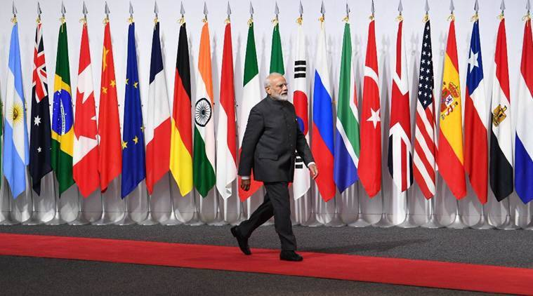 G-20 summit: India refuses to sign declaration on free flow of data across borders